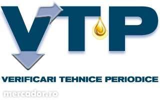 ISCIR (VTP-verificare tehnica periodica) centrale termice 80 RON