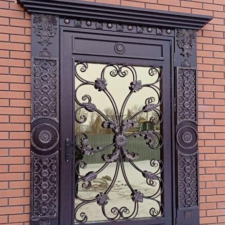 Ворота,двери, решетки,перила, козырьки,вольеры,ковка, кованые изделия