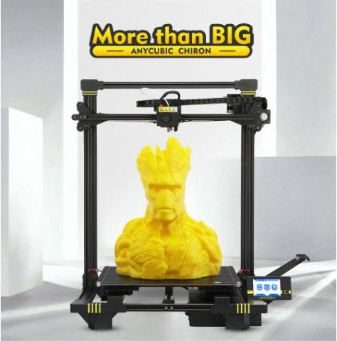 3D принтер Anycubic Chiron Newet за принтиране без ограничения