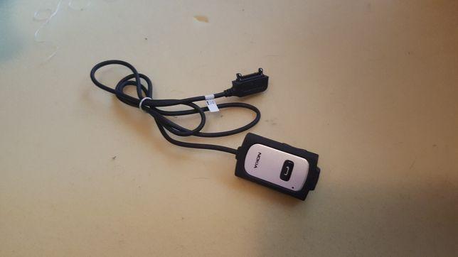 Kit casti Nokia, compatibil cu telefoane Nokia, si mufa jack