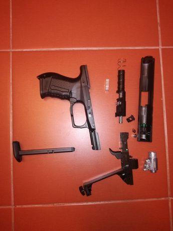 De vanzare piese schimb pentru replica Walther P99 DAO