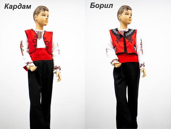 Детски народни носии за момче