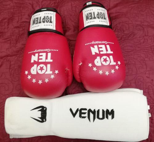 Перчатки боксёрский