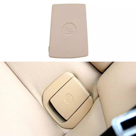 BMW E81 E84 E87 E90 F30  isofix Капаче седалка капак бутон копче бмв