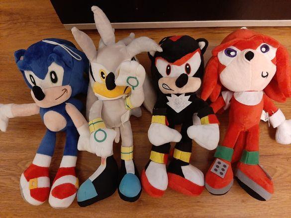 Промоция Таралежа Sonic и герои