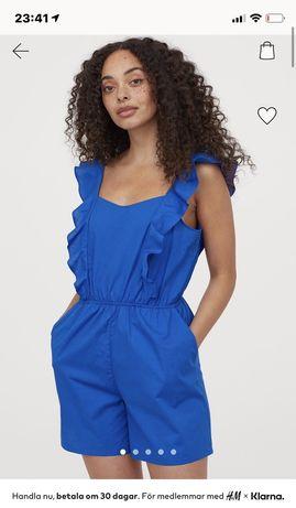Продам шорты комбинезон H&M