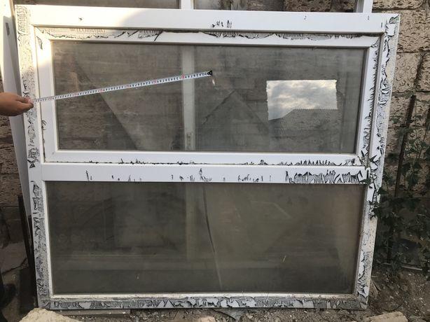 Продам пластиковые окно б/у