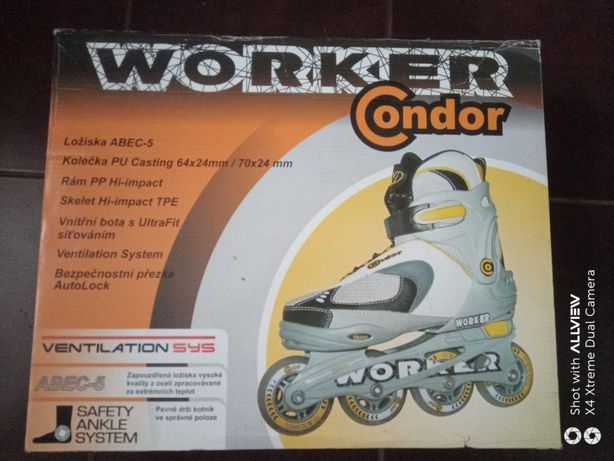 Role WORKER Condor ajustabile