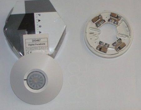 Обемен датчик за таван 360° PARADOME DIGITAL DG467 /V