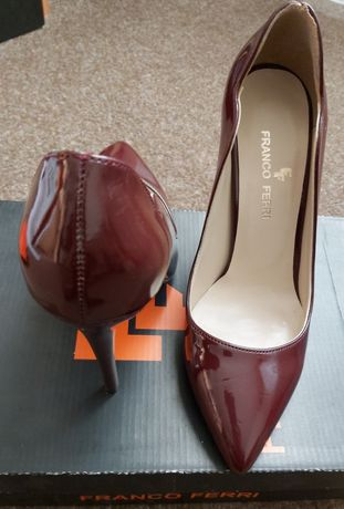 Pantofi Franco Ferri, mar. 37