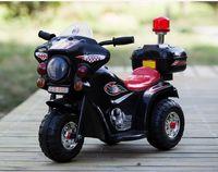 Motocicleta electrica pentru copii cu 3 roti LQ998 NOUA #Negru