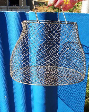 Садок рыболовный.
