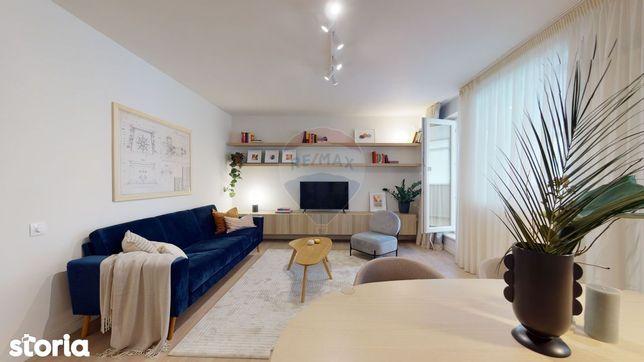 Apartament de vanzare cu 2 camere de vânzare în zona Dorobanti