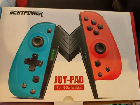Vand EchtPower Joy-Pad pentru Nintendo Switch, Switch Lite, NOI