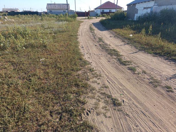 Продам участок в селе Павлодарском или обмен на бычков или лошадей