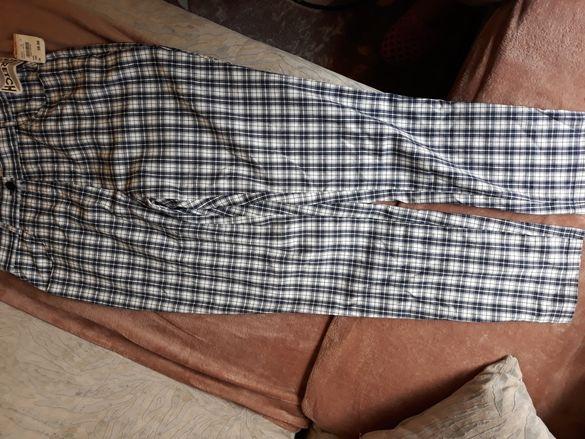 Спортно елегантен панталон с етикет