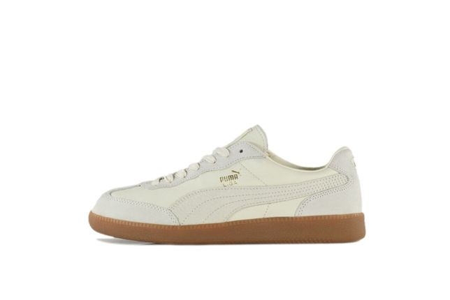 Adidasi Puma Liga Leather marimea 40.5 -LICHIDARE STOC-