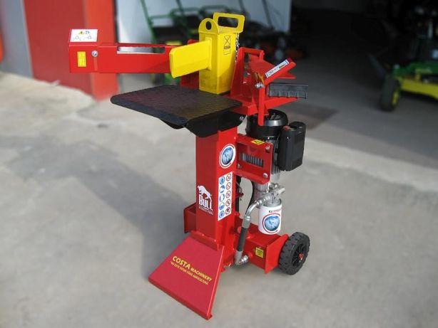 Tăietor (mașină de despicat, spart) lemne Costa Machinery SPLE8L