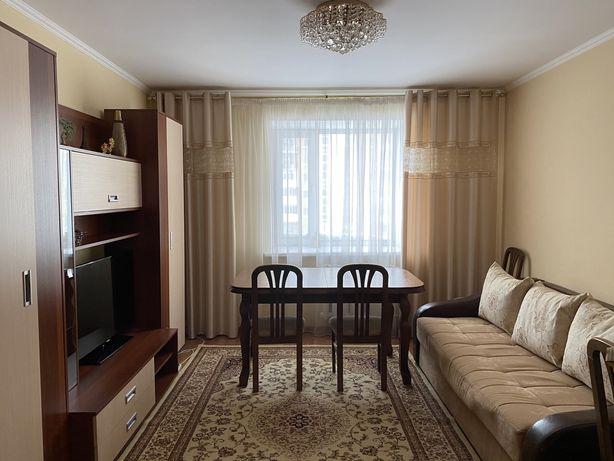 2-х комнатная квартира на начало Сейфуллина