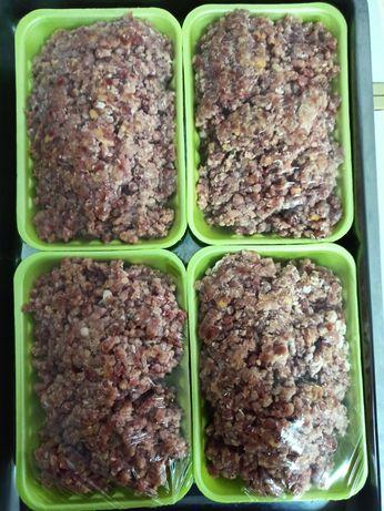 Фарш из мяса кур (филе бедра)