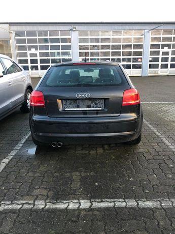 Haion portbagaj Audi a3 8p Coupe Negru LZ9W