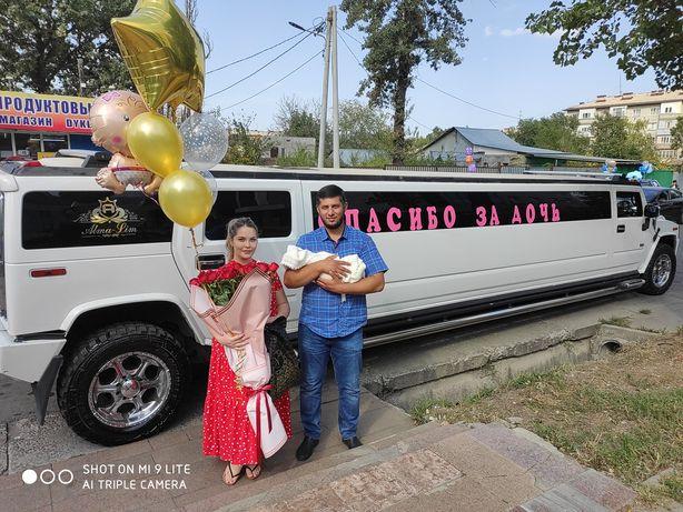 Аренда прокат лимузинов Алматы