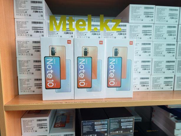 Ксеоми Редми Ноут 10 ПРО 128г серый Xiaomi Redmi Note 10 pro 128g gray