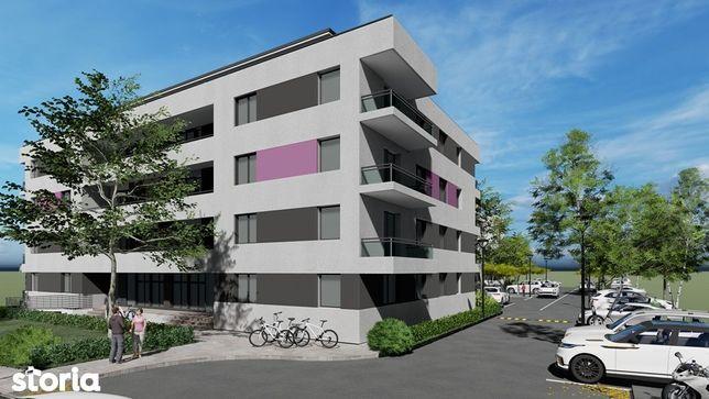Apartament 3 camere 76mp utili incalzire in pardosea-De la Dezvoltator