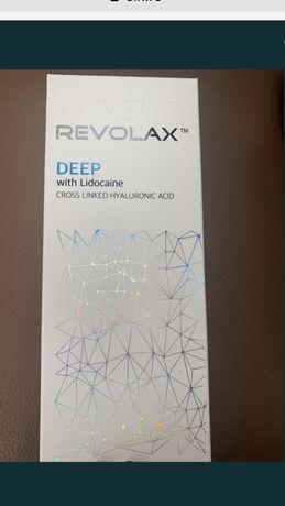 Revolax deep filler (cu lidocaina) acid hialuroni