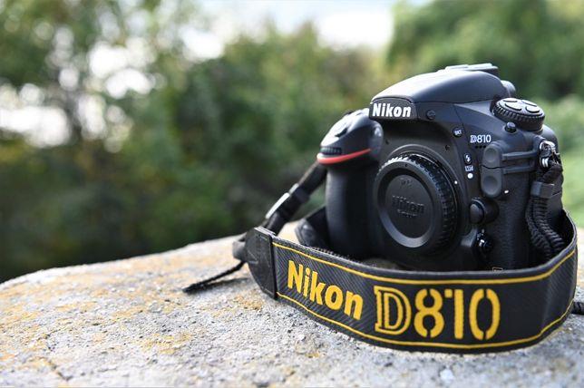 Nikon d 810 Body - aspect & functionalitate 10/10