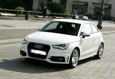 Audi A1 на части