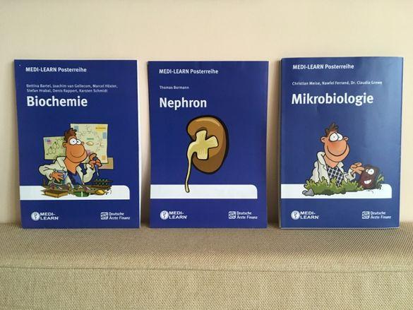Плакати MEDI-LEARN за студенти по медицина