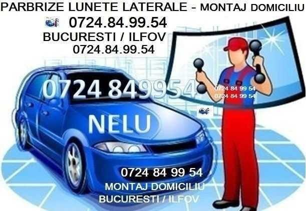 Vindem / Montam / Inlocuim / Schimbam - Parbrize / Lunete La Domiciliu