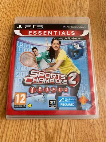 Sports Champions 2 - PS Move - PS3 - Playstation 3 - PS 3