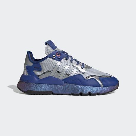 adidas Nite Jogger Team Royal Blue EG3360 marimea 36 38
