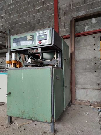 Зачистваща ъглопочистваща машина за PVC профили,ползвана само 3 месеца