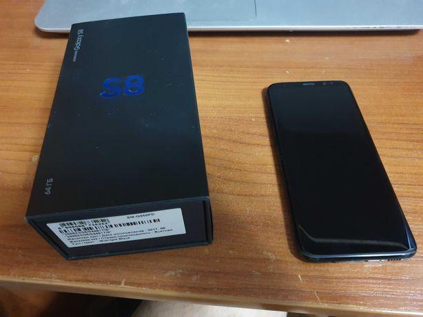 Samsung Galaxy S8 black 64