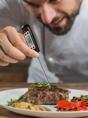 Термощуп термометр кулинарный термометр щуп кухонный термометр