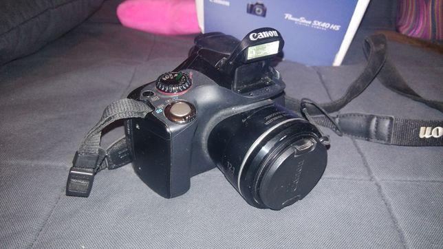 Фотоаппарат Canon SX40HS