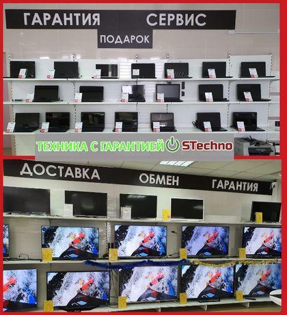 Телевизоры в магазине STechno 1 год! Рассрочка KASPI RED ! Гарантия 1