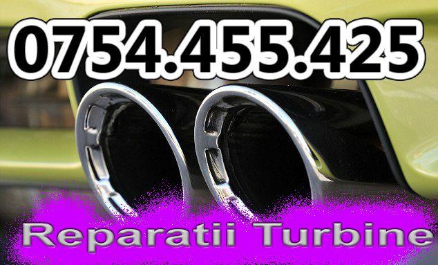 Reparatii turbine auto Service turbo Autorizat in Bucuresti cu montaj