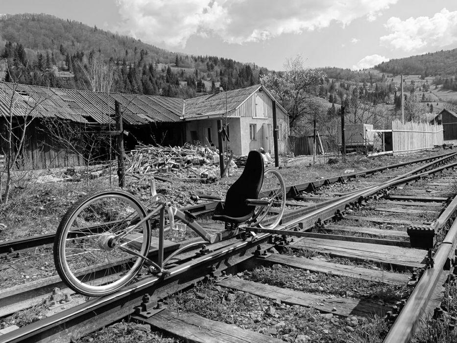 Railbike handcrafted Bucuresti - imagine 1