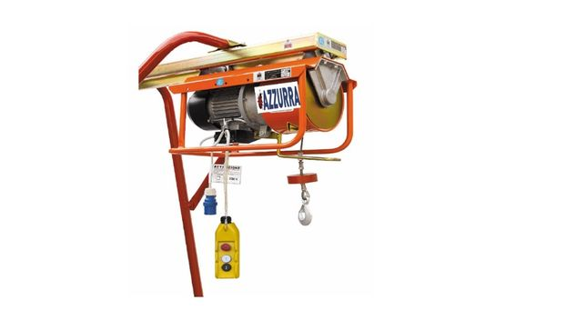 Electropalan cu suport 500kg scripete, palan electric h 50m