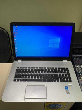 Ноутбук HP i7 (17 дюймов)