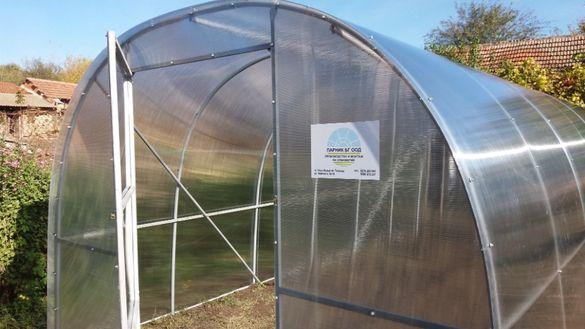 ВАРНА - Оранжерии с покритие от поликарбонат - Промоции 2020