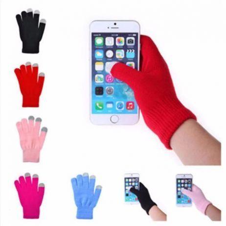 топли ръкавици за Touch Screen устройства / Смартфони и таблети
