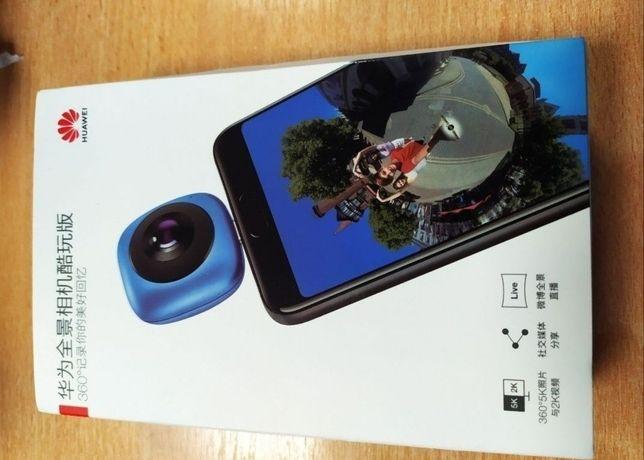 Camera Huawei CV 360 grade action camera