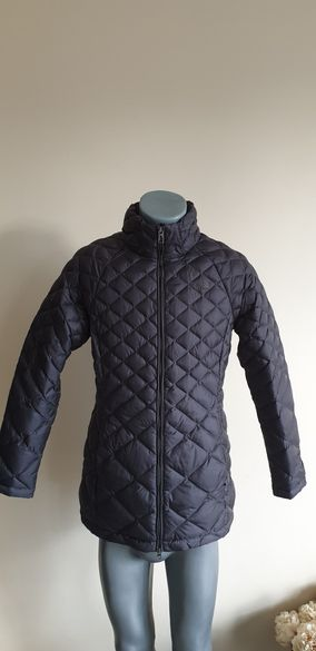 The North Face Down 550 Parka Jacket Womens Size М ОРИГИНАЛ!