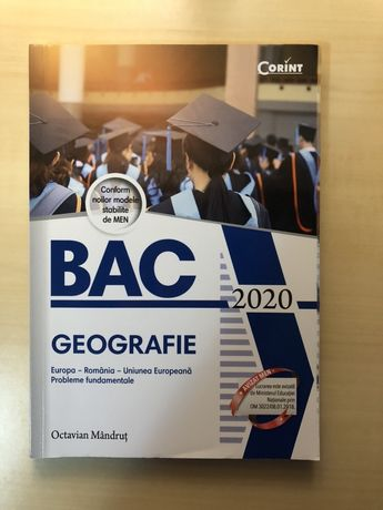 BAC Geografie 2020