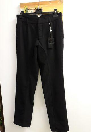 Pantaloni originali Emporio Armani 42, noi cu etichetă, brand lux
